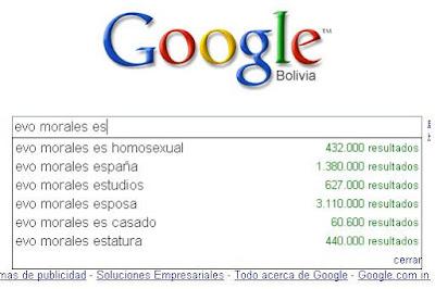 Prejuicios con google 11