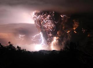 El volcan Chaiten  en imagenes 16