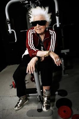 La abuela DJ | Dj Mammy Rock 24