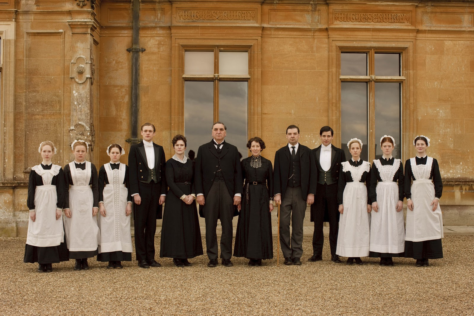 downton abbey Downton abbey, the highest rated drama in pbs history, ended on a high note with big ratings.