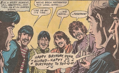 The Beatles Comic