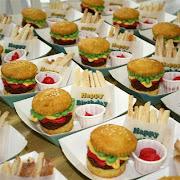 Dessert Happy Meals