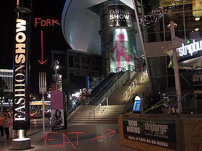 Stripburger, Las Vegas - The Strip -