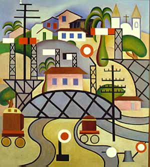 Tarsila do Amaral, 1924