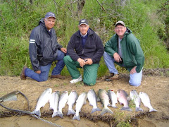 The Men Caught Their Limit!!!!!