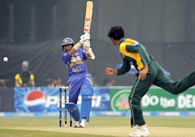 T.M. Dilshan to Pakistan