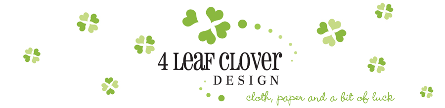 4 Leaf Clover Design