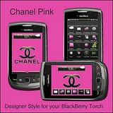 Chanel Pink Torch Promotional Chanel Pink