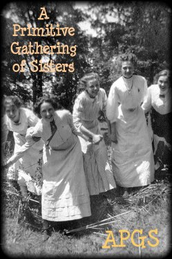 A primitive sister gathering