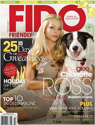 for Fido Friendly magazine