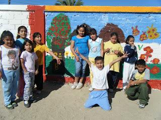 Sector 05 Primaria La Paz Escuela Segura