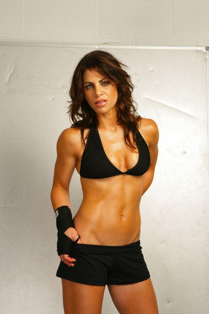 Jillian michaels was fat