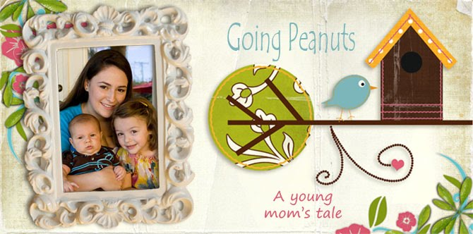 Going Peanuts: A Young Mom's Tale