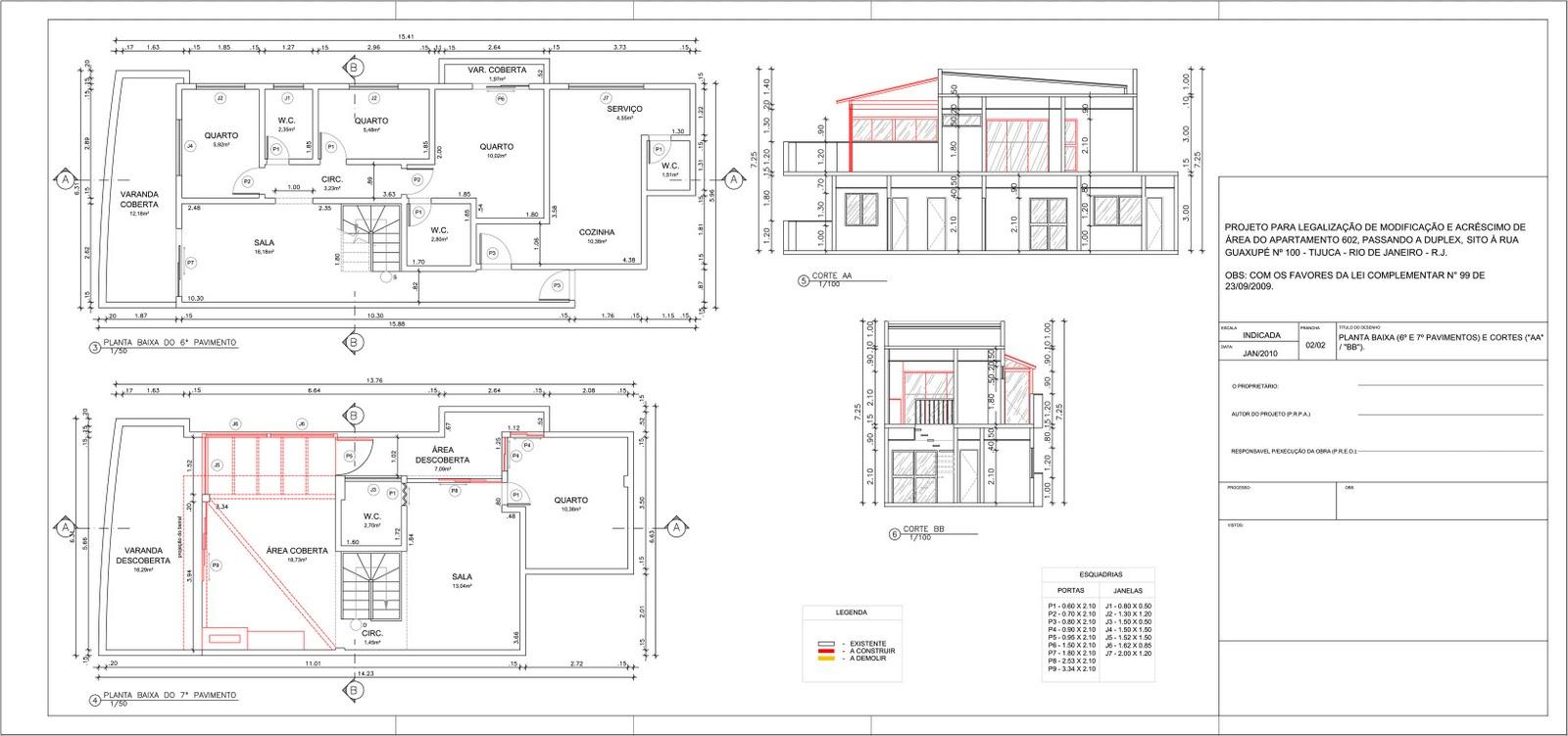 Conhecido Dico Mattos: Trabalho desenho arquitetura - Planta baixa cobertura 2 KX66