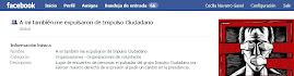 Grupo de facebook de EXPULSADOS de IMPULSO CIUDADANO
