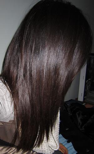 ... Dark Brown Hair With Light Brown Highlights Is medium/dark brown hair