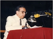 XII FIESTA LA BIZNAGA. PREGONERO AÑO 1986