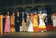 XXVII FIESTA LA BIZNAGA. PREGONERO AÑO 2002