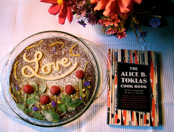 The Alice B. Toklas Cook Book and Brownies
