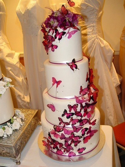 Wonderful Butterfly Wedding Cake 430 x 573 · 69 kB · jpeg