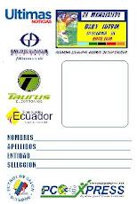 CREDENCIAL  III MUNDIALITO DE BABY FUTBOL 2010