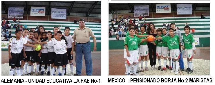 FINAL INNEDITA - MEXICO  vs ALEMANIA