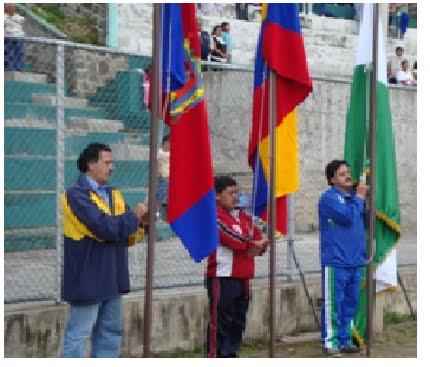 INAUGURACION DEL QUINCUAGESIMO CAMPEONATO OFICIAL DE LIGA SAN JUAN
