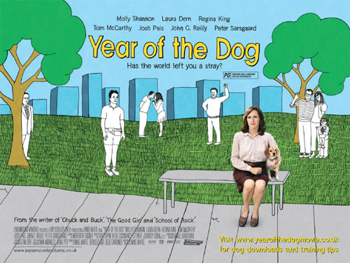 Year of the Dog Movie