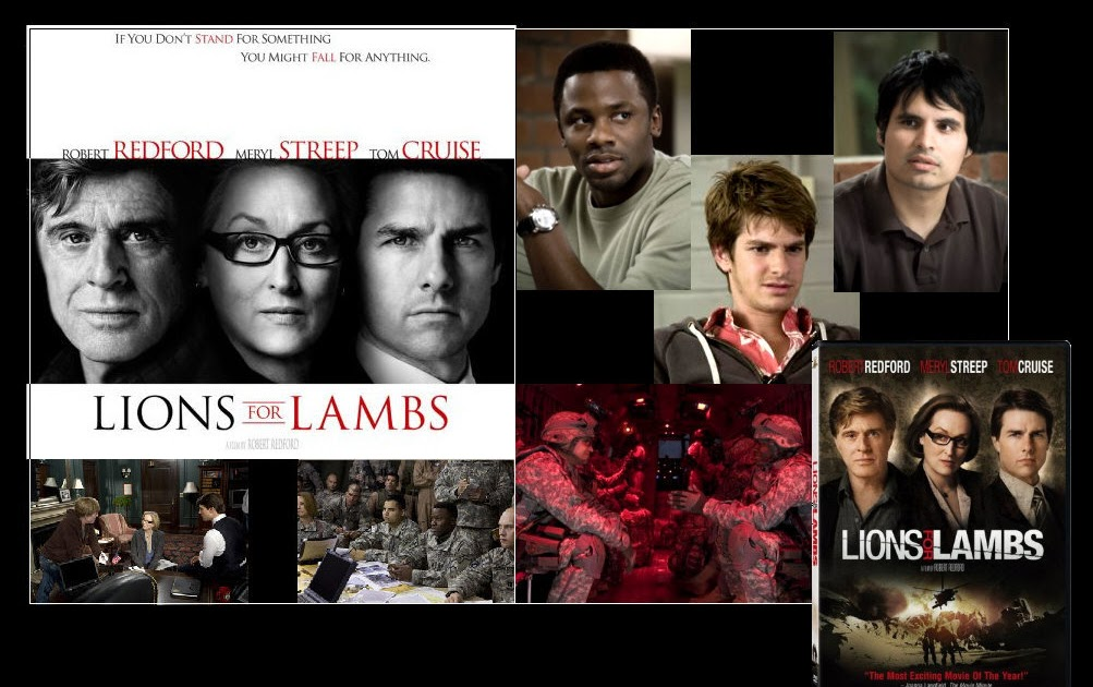 moviesandsongs365 film review lions for lambs 2007