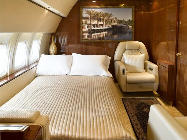 Luxury Private Jets With Bed The Image Kid Has It
