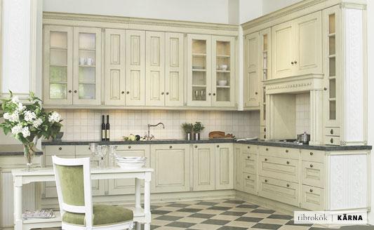 Det brune huset: Kjøkkeninspirasjon