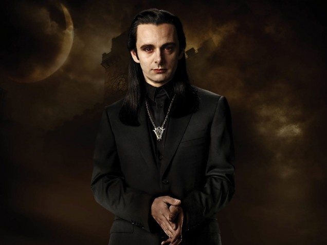 Michael Sheen Returning as Aro