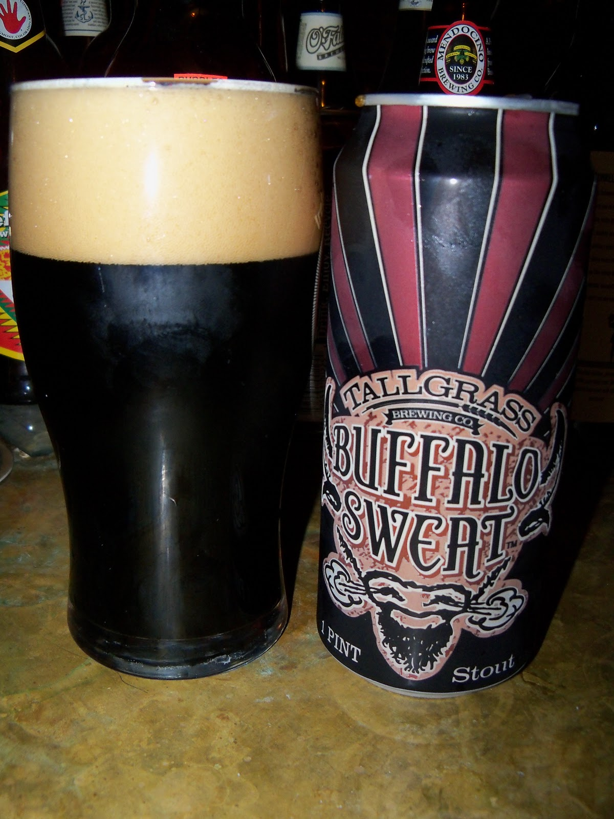 Buffalo Sweat Beer