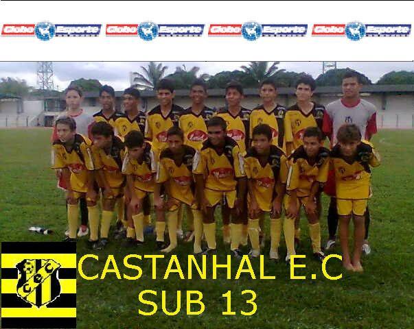 CASTANHAL E.C   SUB 13