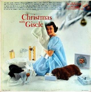 Gisele MacKenzie - Christmas with Gisele (1959)