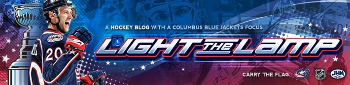 Light the Lamp - a Columbus Blue Jackets blog