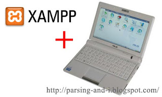 install xampp on eee pc