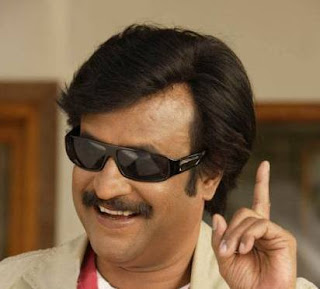 rajnikant with makeup