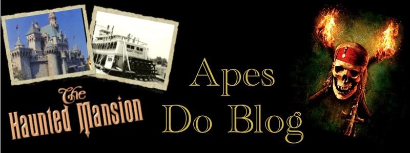 Apes Do Blog!