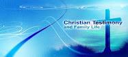 Read My testimony