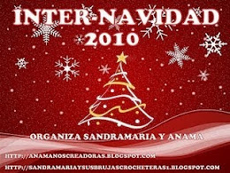 INTER-NAVIDAD ANAMA Y SANDRAMARIA