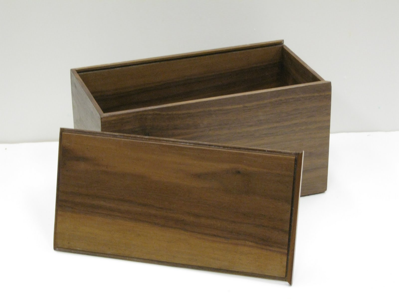 WP Wood Working: Wooden Boxes