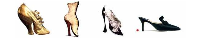 shoe denver who invented high heels