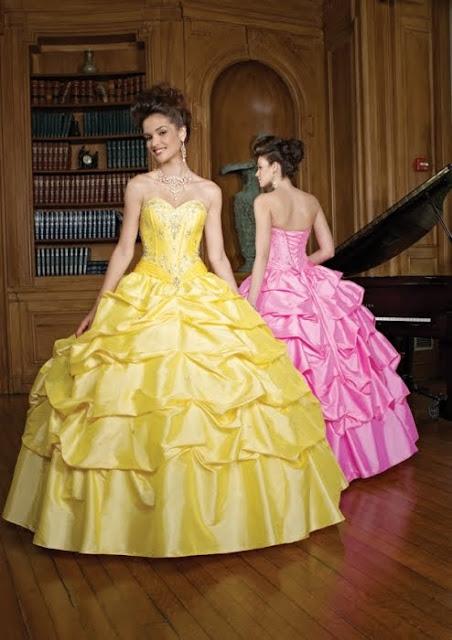 Vestido de la princesa de la bella y la bestia - Imagui