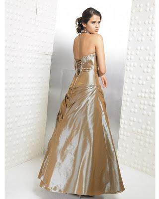 vestidos de 15 a�os dorados. de este Vestido de 15 años