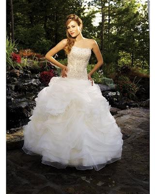 135 1  Vestidos blancos de princesa