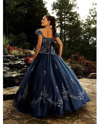 vestidos de 15 aos. vestidos de 15 aos azules. de