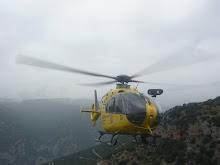 HELICOPTER DE RESCAT.