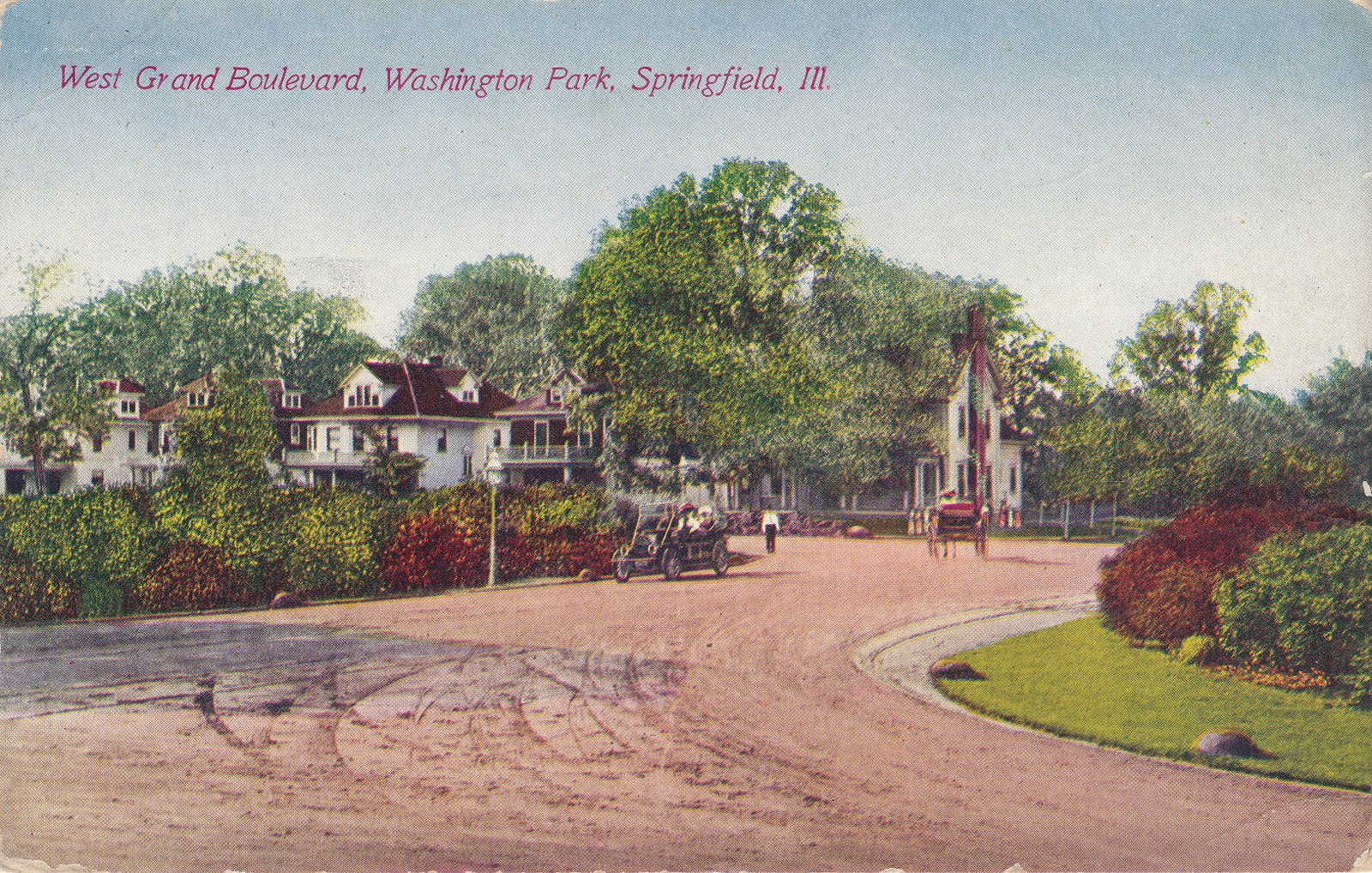 Living In The Historic West Side Neighborhood Springfield
