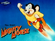 Well looks like this crimefighting supermouse cartoon character is going to .